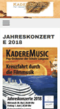 Mobile Preview of kaderemusic.ch